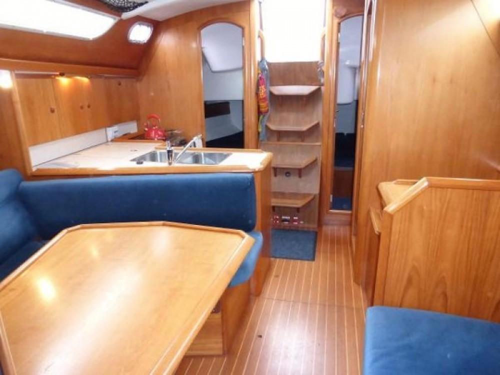 Location yacht à Leucade - Jeanneau Sun Odyssey 36.2 sur SamBoat