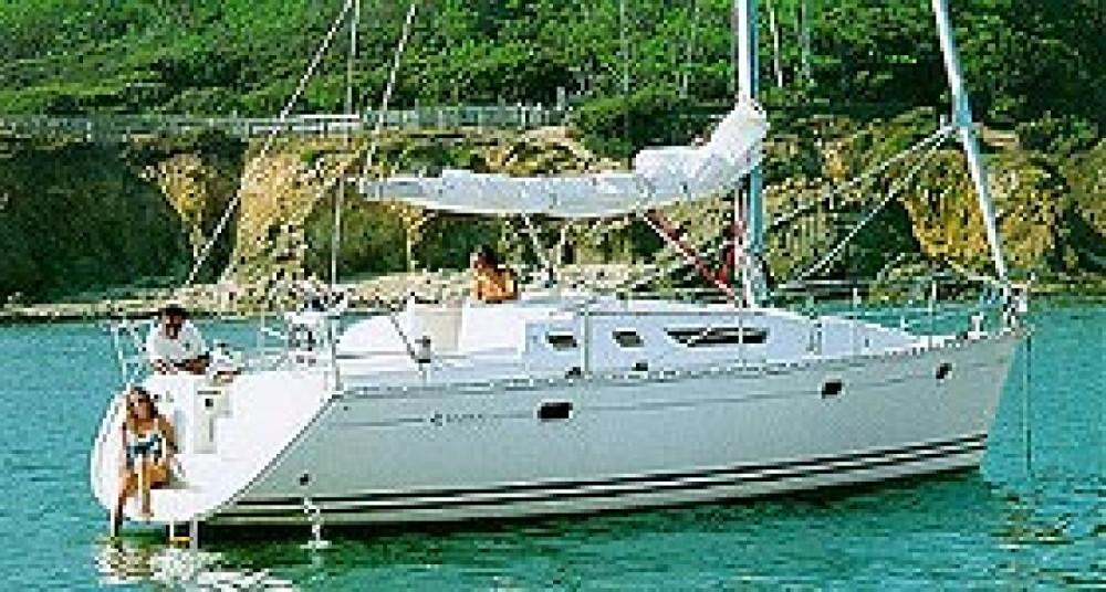 Location Voilier à Leucade - Jeanneau Sun Odyssey 36.2