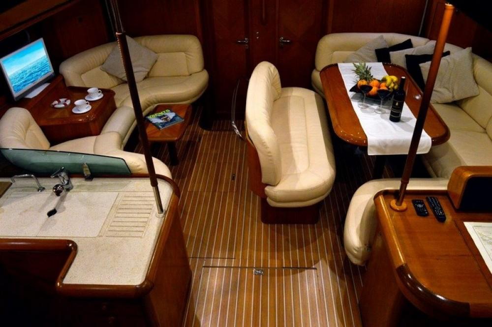 Location bateau ACI Marina Split pas cher Sun Odyssey 54DS
