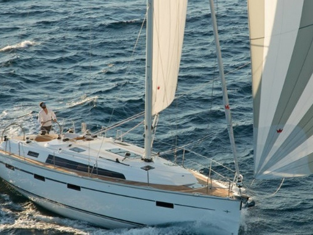 Rent a Bavaria Bavaria Cruiser 41 ACI Marina Split