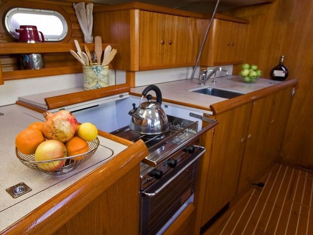 Louez un Jeanneau Sun Odyssey 45.2 à ACI Marina Split