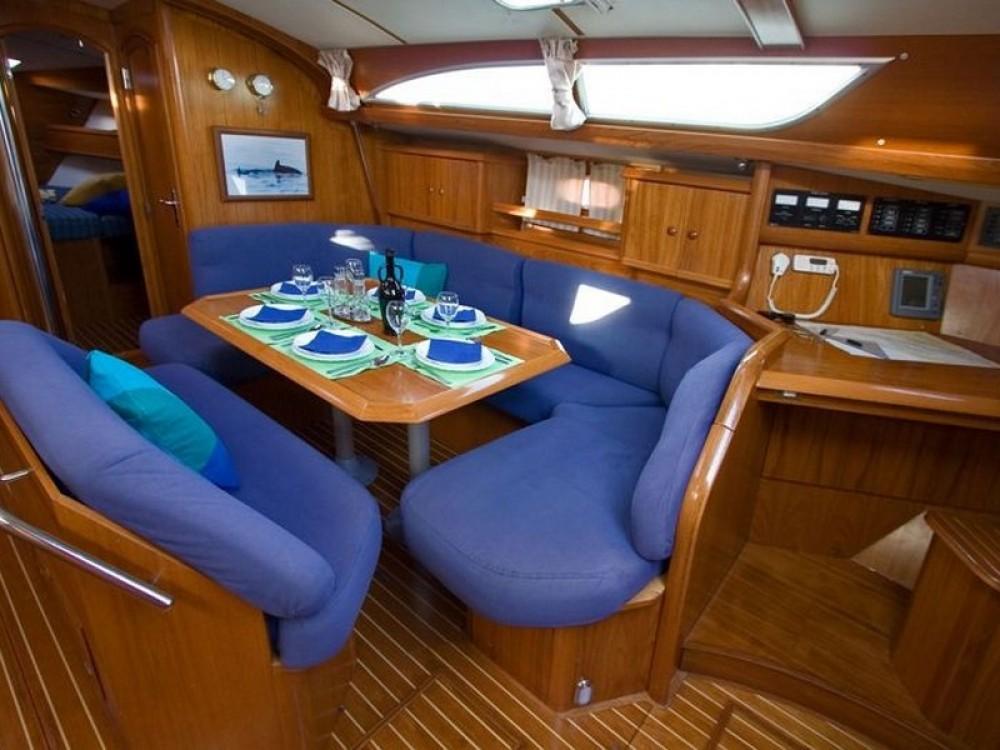 Location bateau ACI Marina Split pas cher Sun Odyssey 45.2