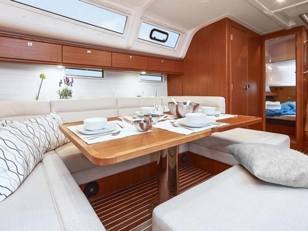 Rent a Bavaria Bavaria Cruiser 51 ACI Marina Split