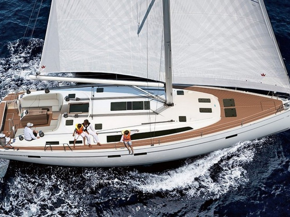 Rental Sailboat in ACI Marina Split - Bavaria Bavaria Cruiser 51