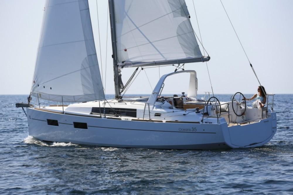 Location bateau Bénéteau Beneteau Oceanis 35 à ACI Marina Split sur Samboat