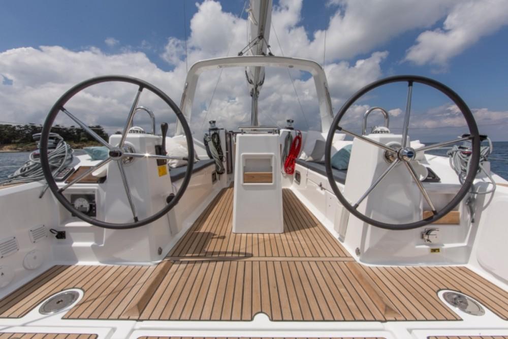Louez un Bénéteau Beneteau Oceanis 35 à ACI Marina Split