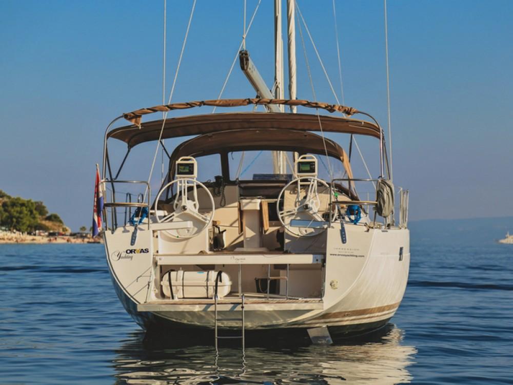 Location bateau Elan Elan 50 Impression à ACI Marina Split sur Samboat