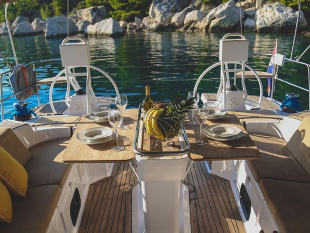 Location bateau ACI Marina Split pas cher Elan 50 Impression