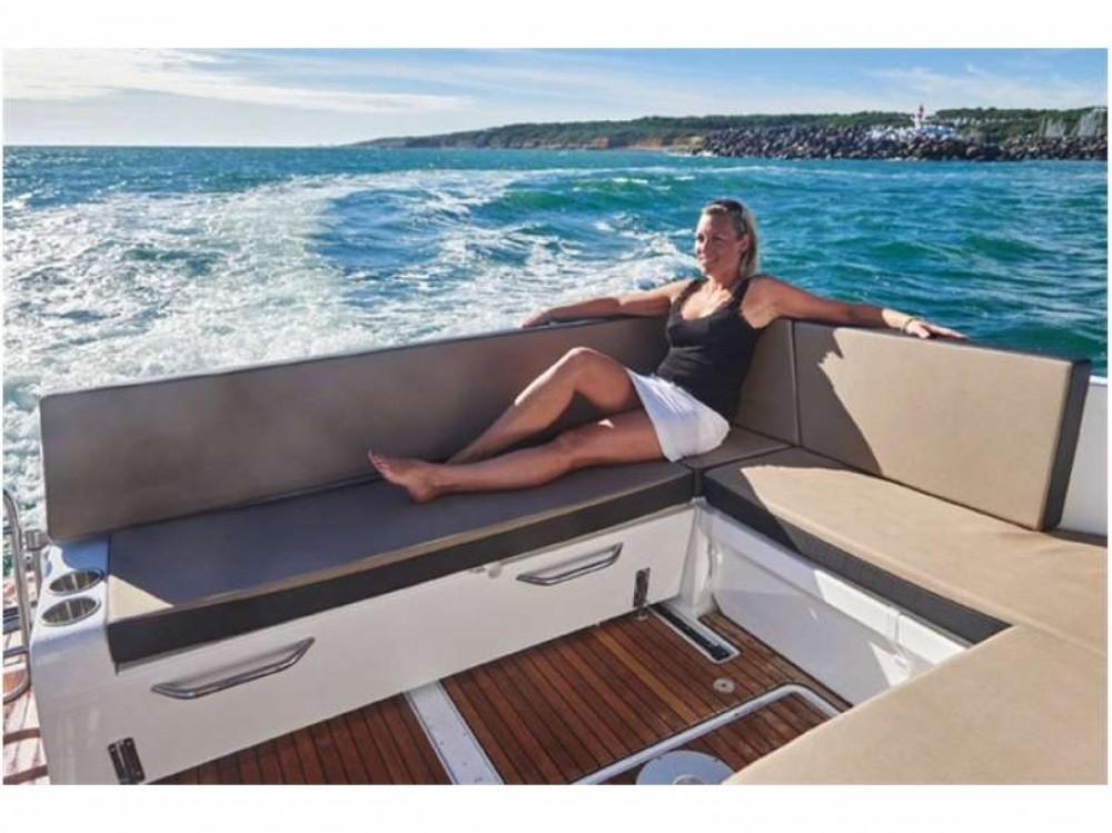 Boat rental Marina Kaštela cheap Jeanneau Merry Fisher 895