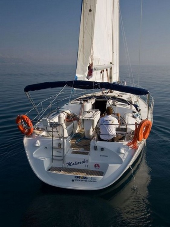 Rental Sailboat in ACI Marina Split - Jeanneau Sun Odyssey 43