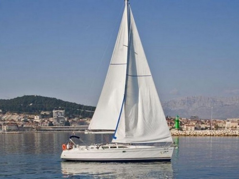 Boat rental Jeanneau Sun Odyssey 43 in ACI Marina Split on Samboat