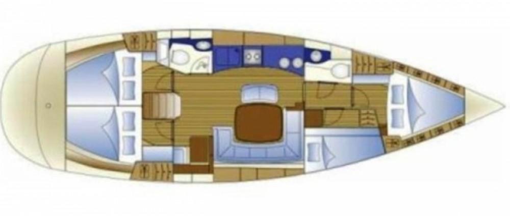 Location bateau Bavaria Bavaria 44 à ACI Marina Split sur Samboat