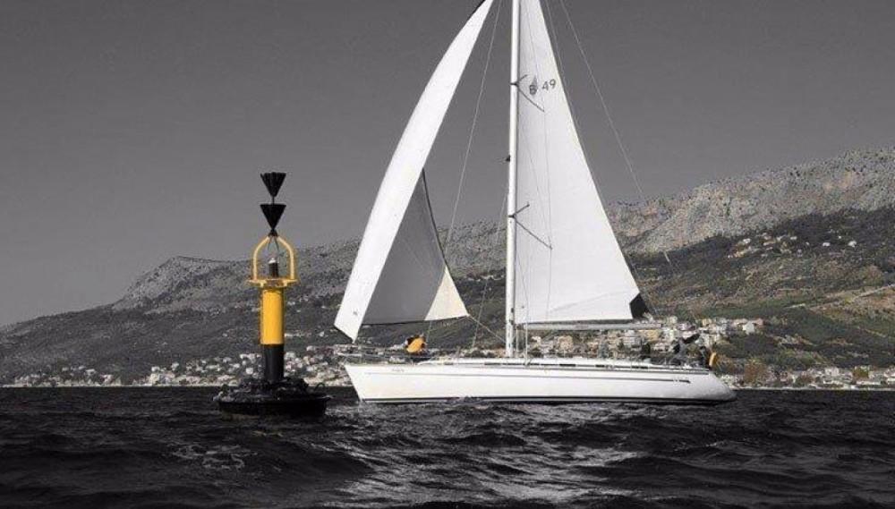 Boat rental ACI Marina Split cheap Bavaria 49