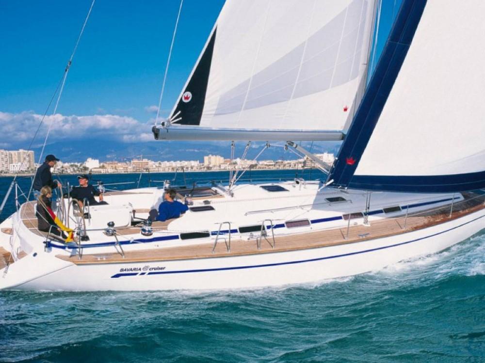 Rental yacht ACI Marina Split - Bavaria Bavaria 49 on SamBoat