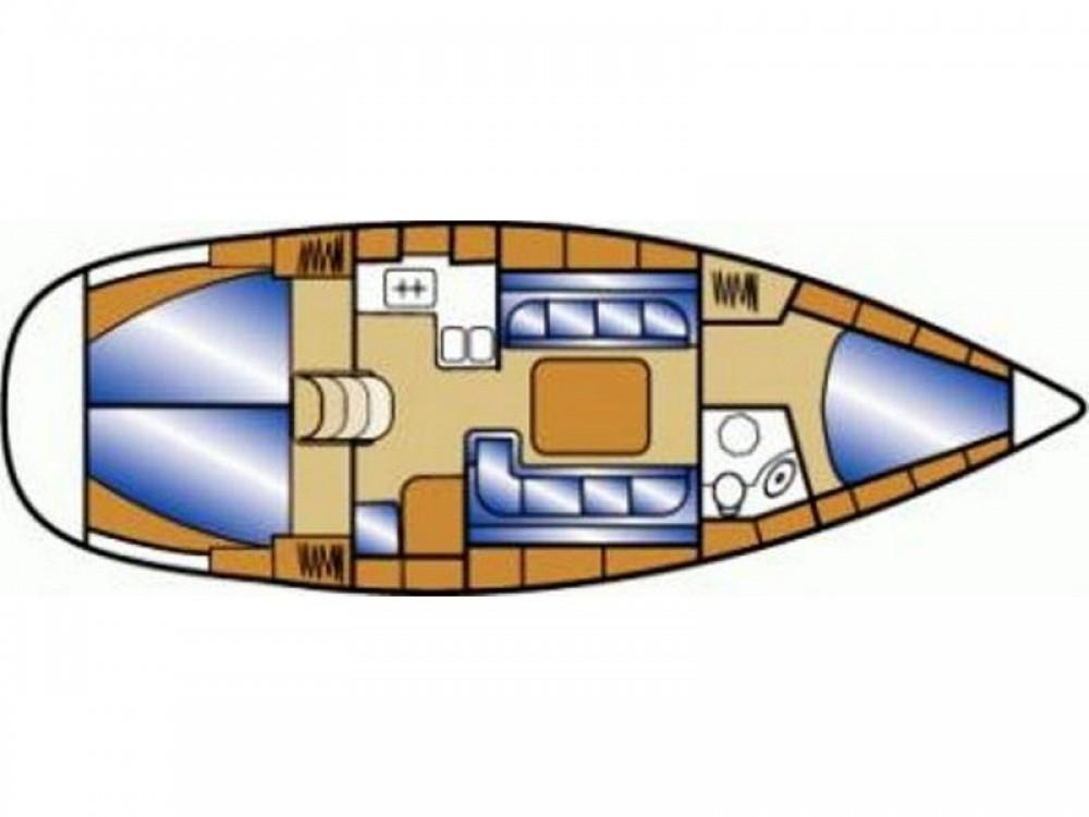 Location bateau Bavaria Bavaria 37 Cruiser à ACI Marina Split sur Samboat
