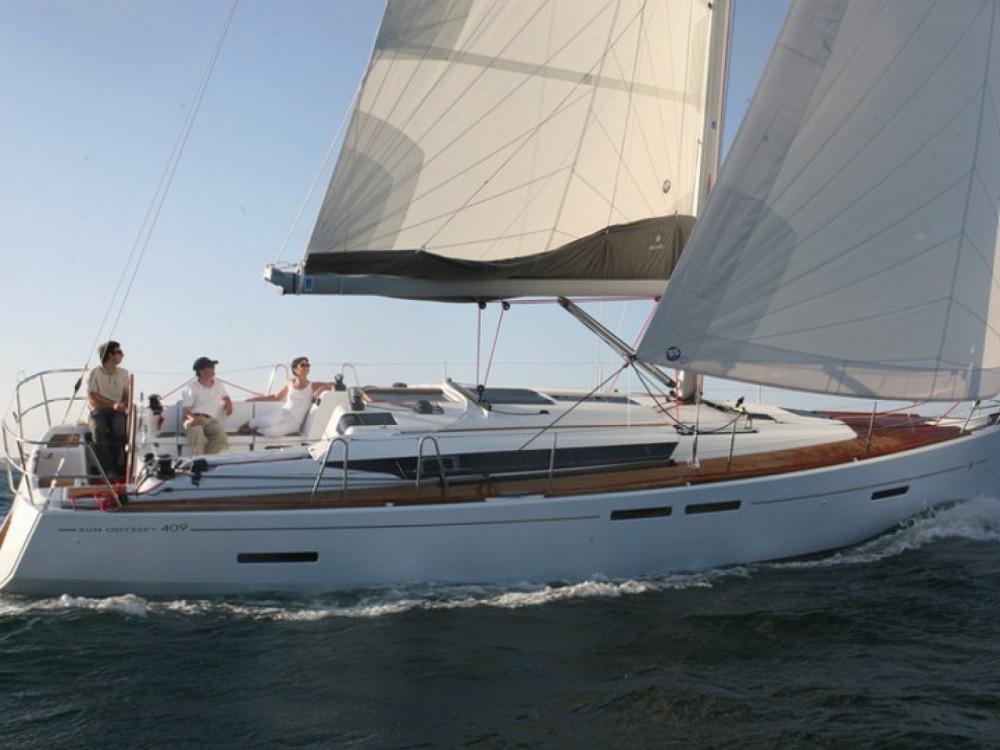 Jeanneau Sun Odyssey 409 entre particuliers et professionnel à Le Marin