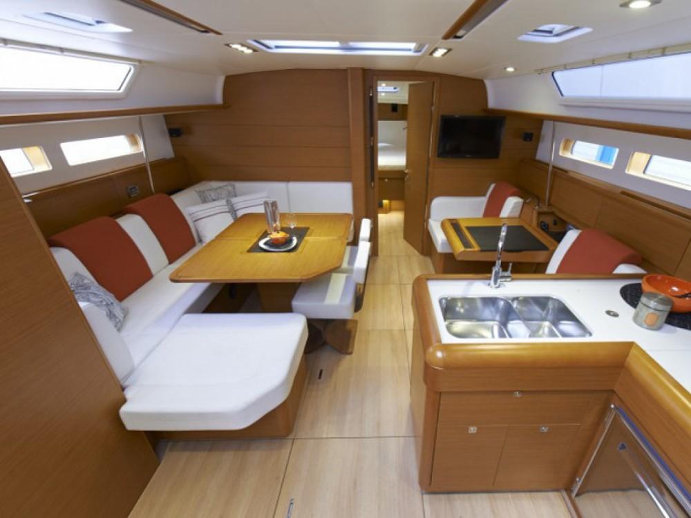 Location bateau Le Marin pas cher Sun Odyssey 469
