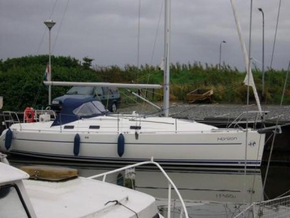 Location Voilier à Reimerswaal - Poncin Yachts Harmony 34