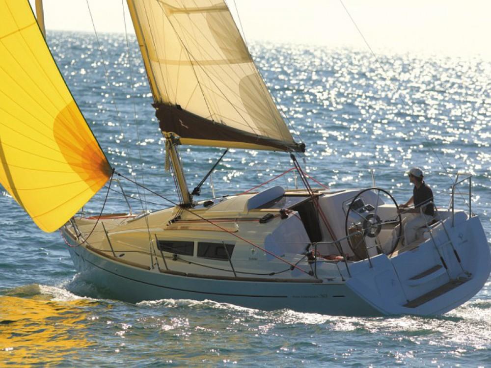 Location bateau Jeanneau Sun Odyssey 30i à Reimerswaal sur Samboat