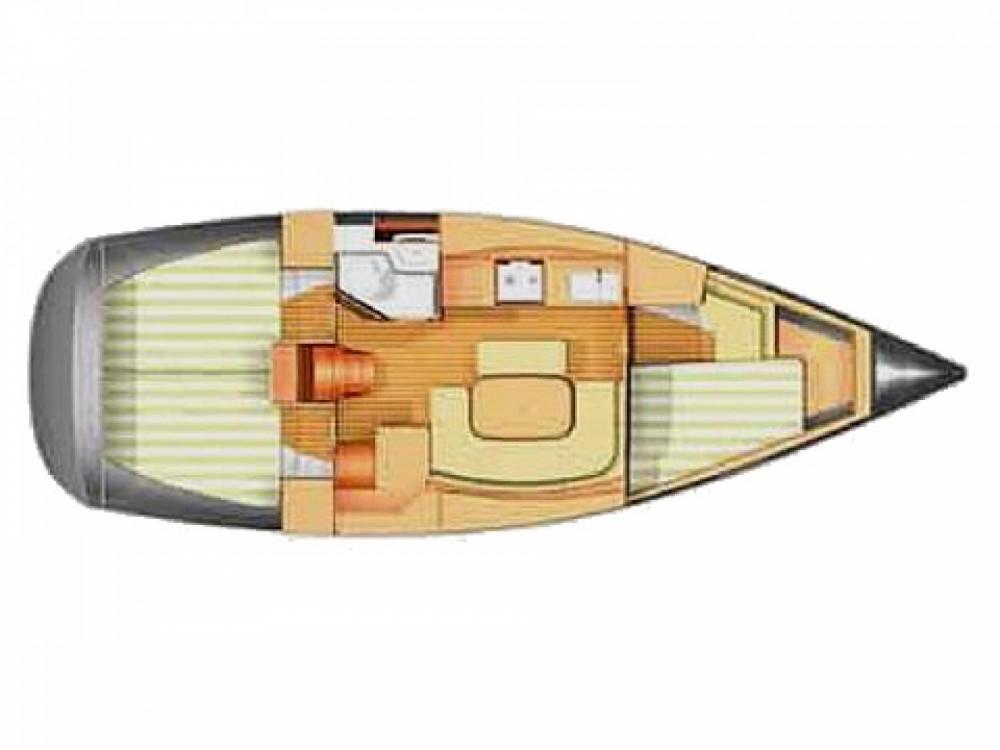 Location yacht à Reimerswaal - Dufour Dufour 365 sur SamBoat