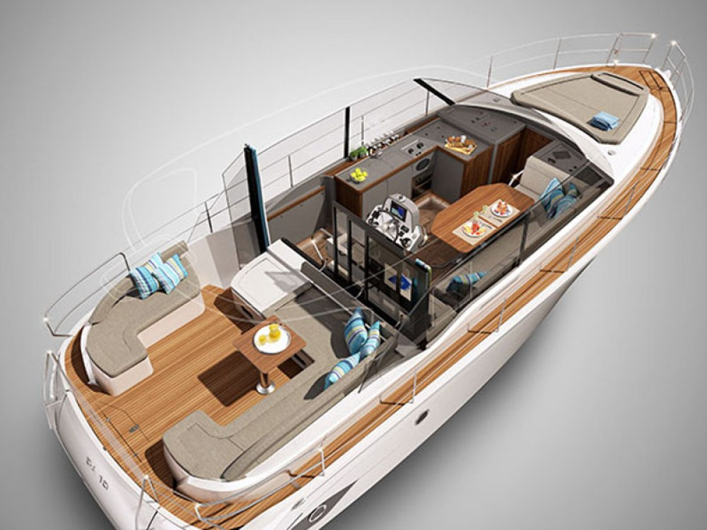 Boat rental Bavaria Bavaria R40 FLY in Marina Naviera Balear on Samboat