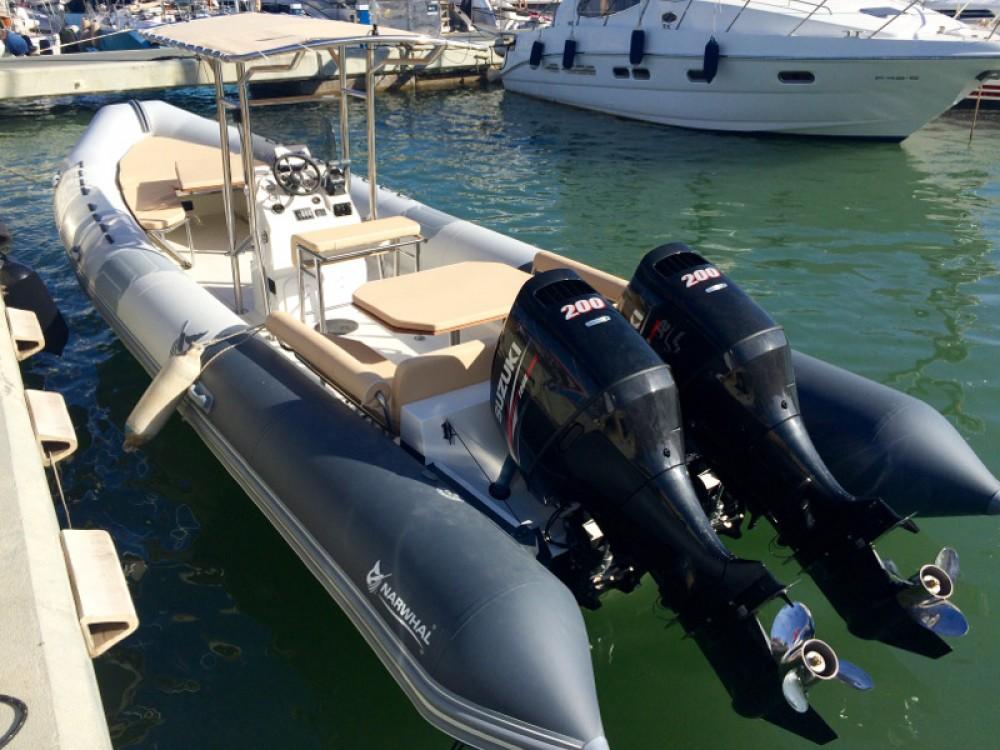 Location yacht à Marina Naviera Balear - Jeanneau Narwhal SP-900 sur SamBoat