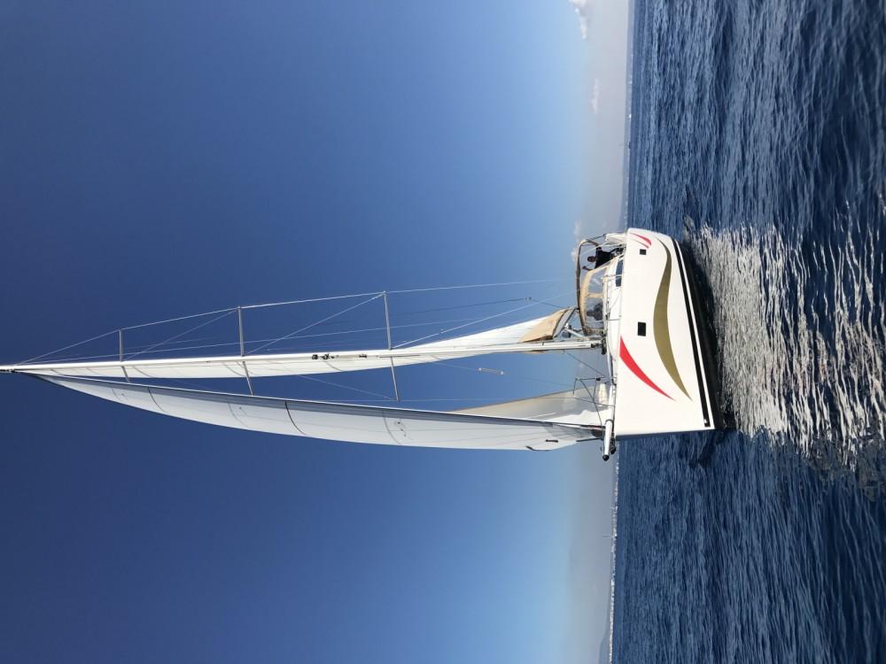 Louer Voilier avec ou sans skipper Salona à Marina Naviera Balear