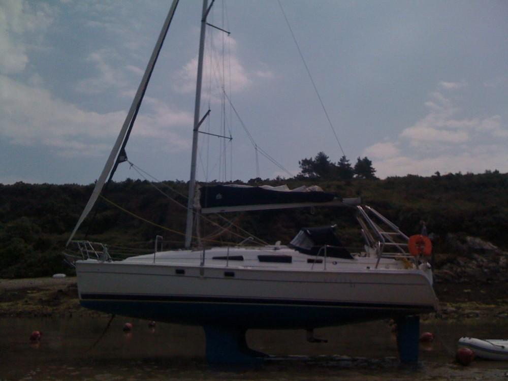 Segelboot mieten in La Rochelle - Hunter Hunter 33