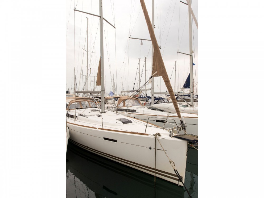 Location yacht à Μαρίνα Αλίμου - Jeanneau Sun Odyssey 439 sur SamBoat