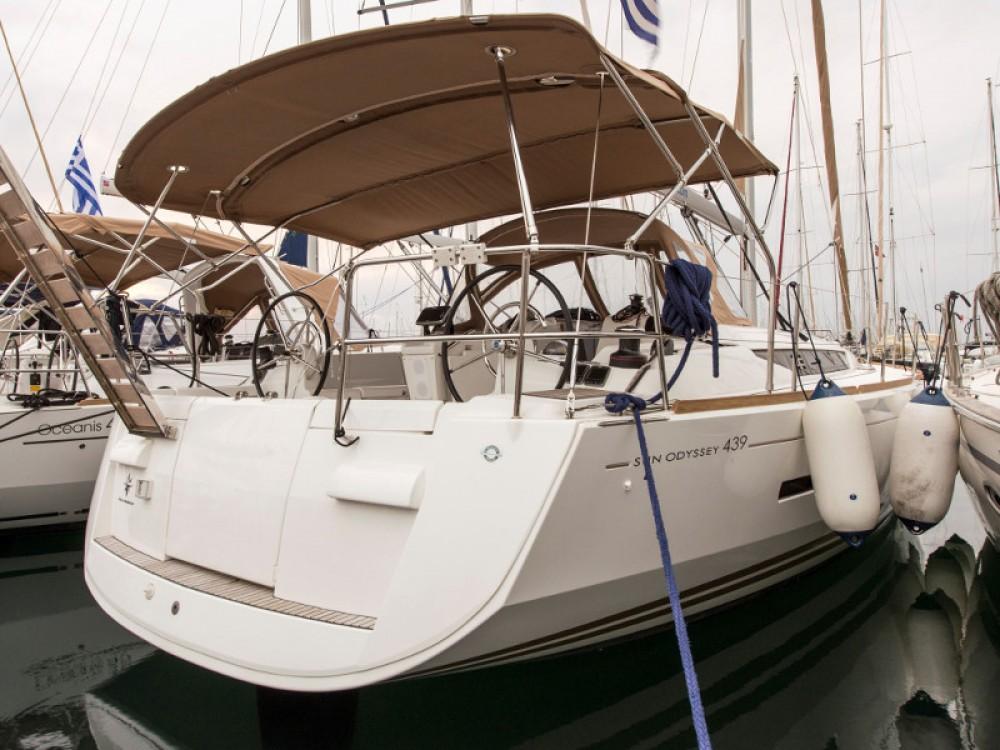 Location Voilier à Marina de Alimos - Jeanneau Sun Odyssey 439