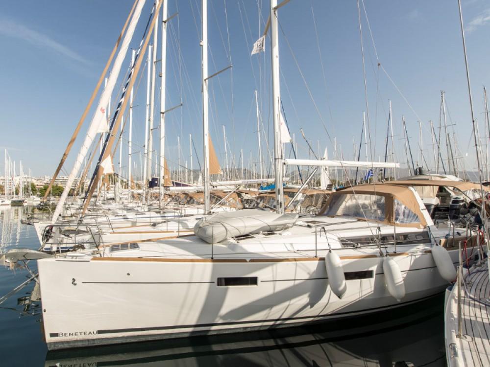 Location bateau Marina de Alimos pas cher Oceanis 45