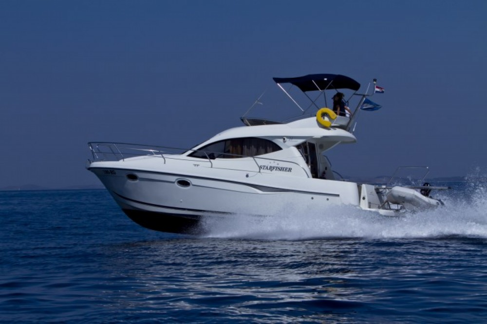 Rental Motor boat Starfisher with a permit