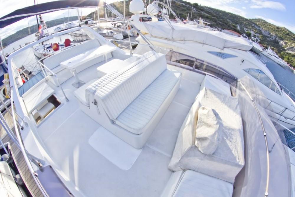 Louer Bateau à moteur avec ou sans skipper Ferreti à Primošten