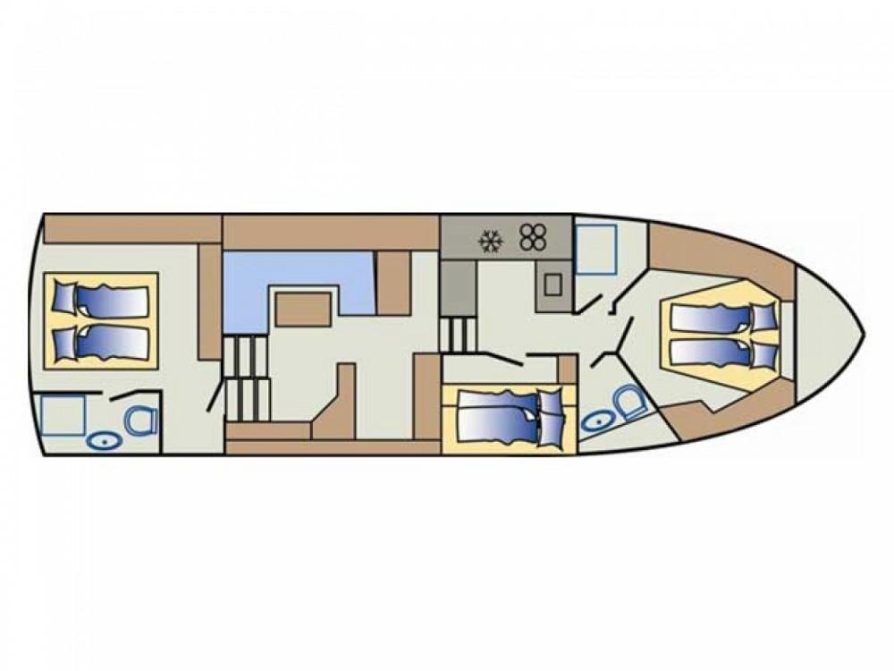 Location yacht à Primošten - Yaretti Yaretti 1570 Heck sur SamBoat