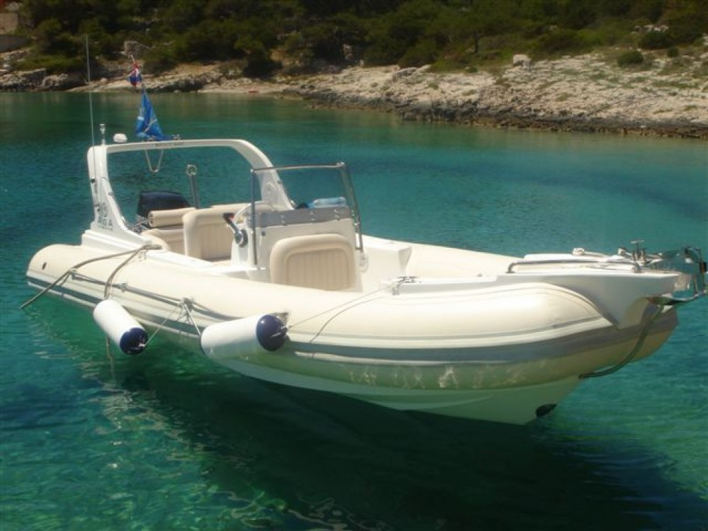 AGA Marine Spirit 640 between personal and professional Primošten