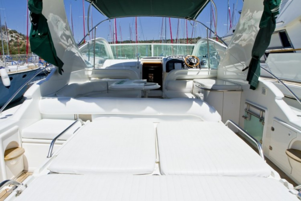 Location bateau Primošten pas cher Targa 48