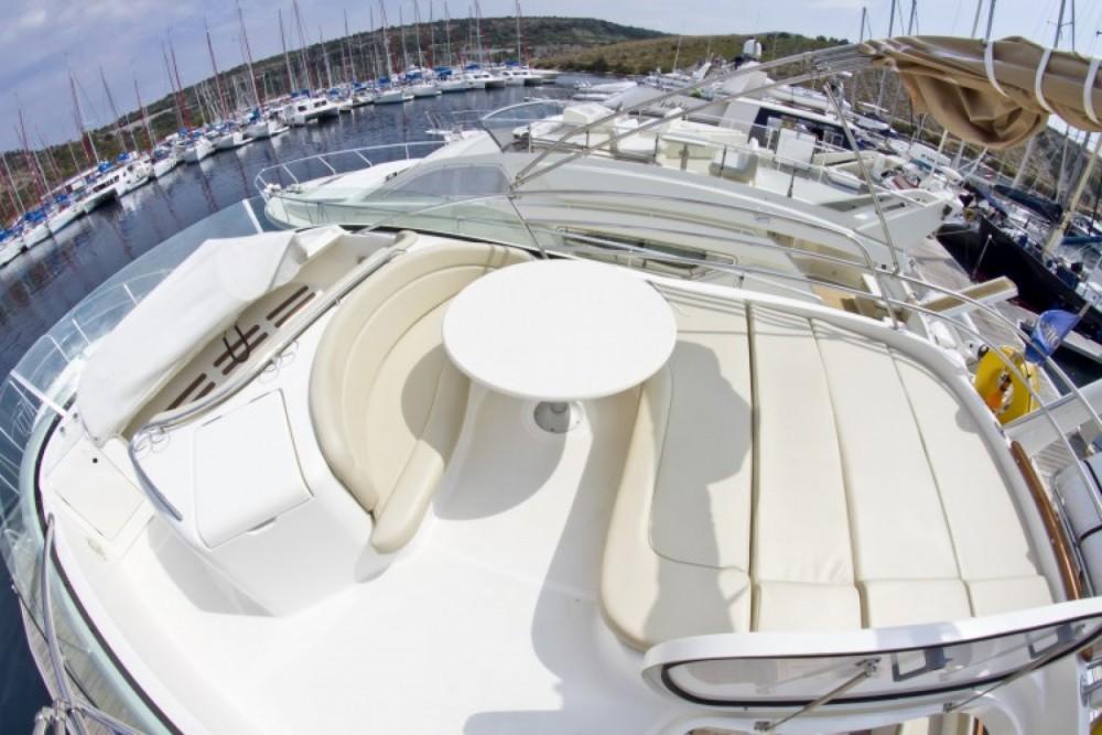 Location yacht à Primošten - Jeanneau Prestige 46 sur SamBoat