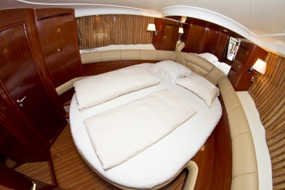 Location bateau Jeanneau Prestige 46 à Primošten sur Samboat