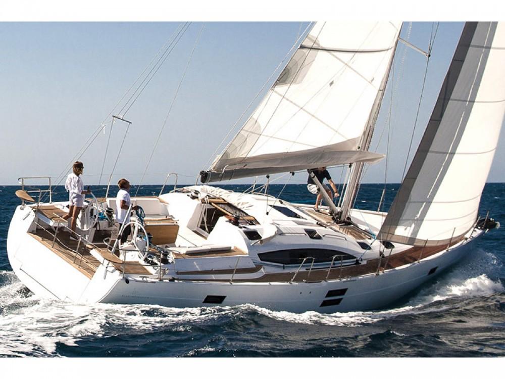 Location bateau Elan Elan 49 à ACI Marina Split sur Samboat