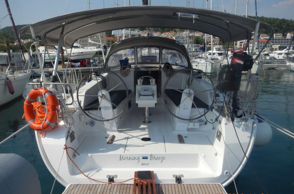 Location Voilier à ACI Marina Split - Bavaria Cruiser 41
