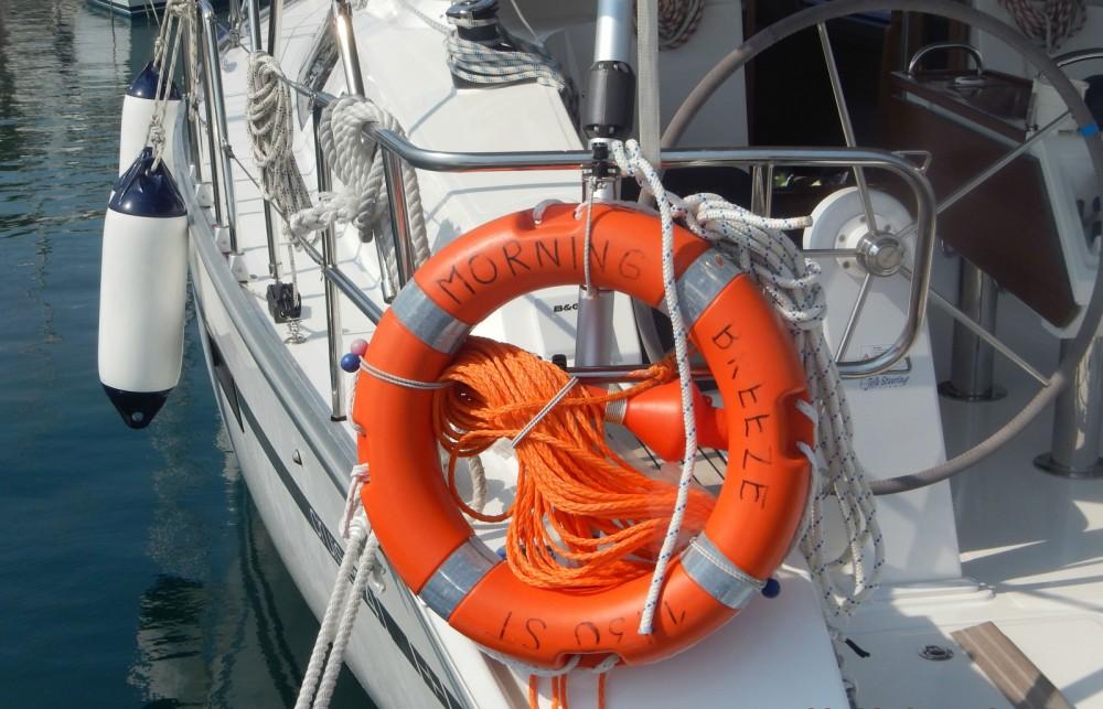 Location bateau ACI Marina Split pas cher Cruiser 41