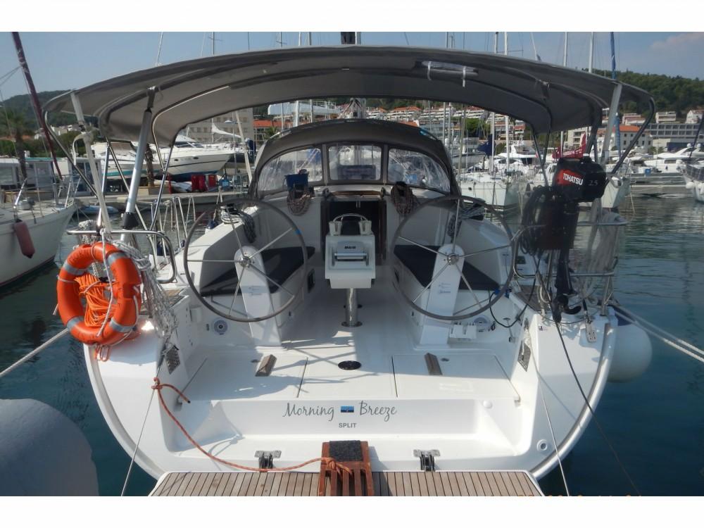 Location yacht à ACI Marina Split - Bavaria Cruiser 41 sur SamBoat