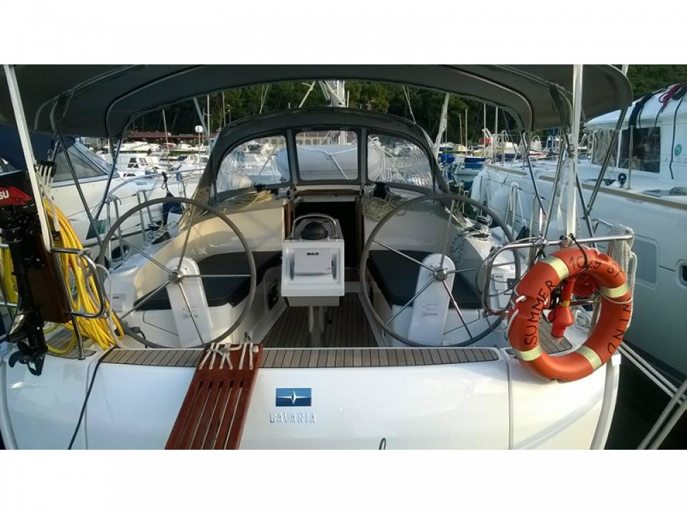 Location bateau ACI Marina Split pas cher Cruiser 37