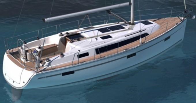 Location Voilier à Marina di Portisco - Bavaria Cruiser 37
