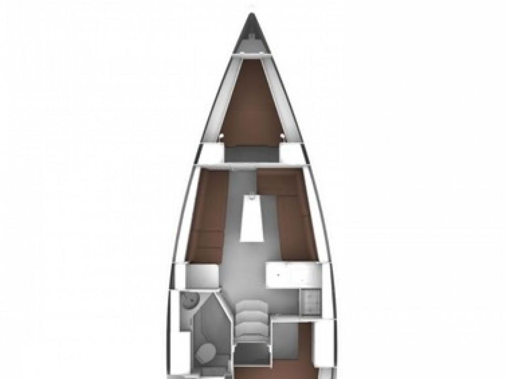 Location Voilier à Marina di Portisco - Bavaria Cruiser 33