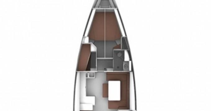 Location Voilier à Marina di Portisco - Bavaria Cruiser 51