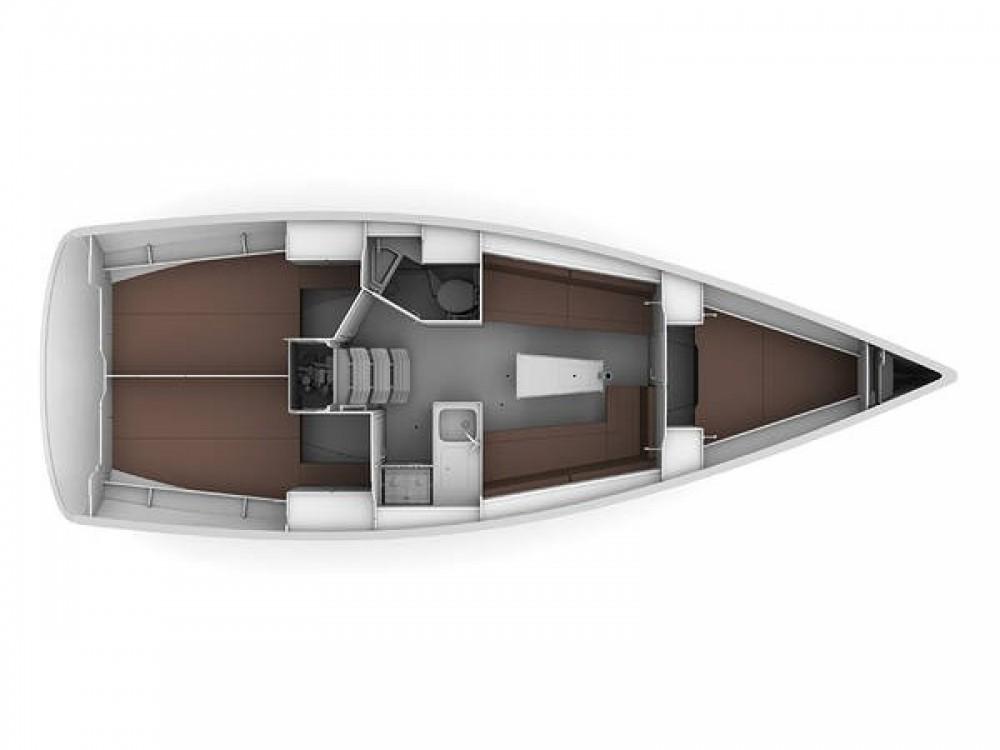 Location bateau Bavaria Cruiser 34 à Marina di Portisco sur Samboat
