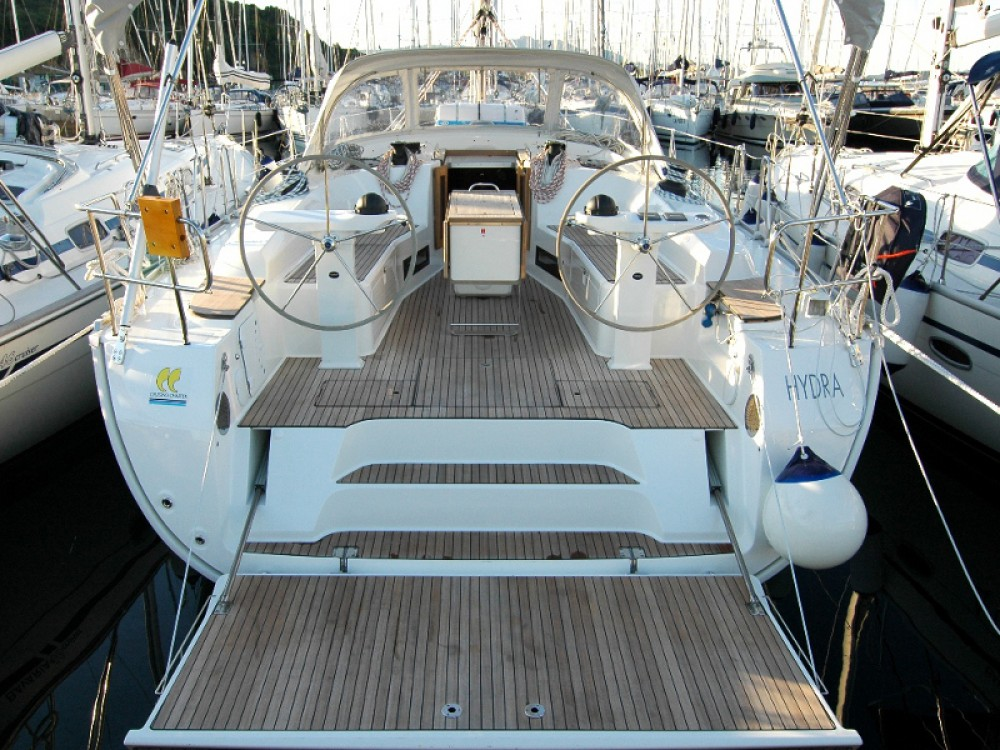 Location yacht à Marina di Portisco - Bavaria Cruiser 45 sur SamBoat