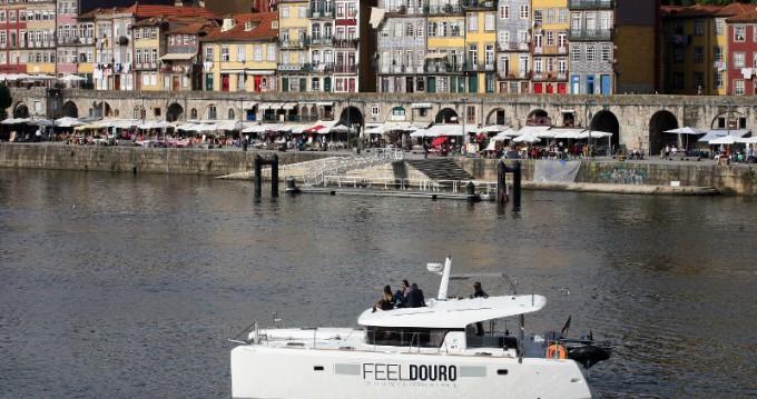 Location bateau Douro Marina pas cher Lagoon 39