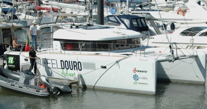 Louez un Lagoon Lagoon 39 à Douro Marina